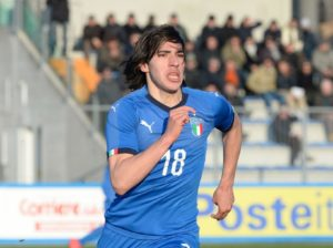 Inter Milan have stepped up their interest in Brescia midfielder Sandro Tonali by sending Beppe Baresi to watch him in action.