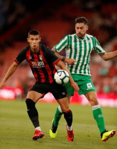 Mihai Dobre is targeting a place in the Bournemouth first team after signing a new three-year contract at the Vitality Stadium.