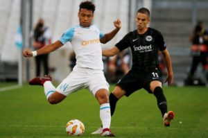 Marseille defender Boubacar Kamara says he is not looking to leave the Velodrome following interest from Manchester City.