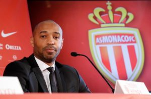 New Monaco boss Thierry Henry says his players must try and show confidence in his first game in charge against Strasbourg.