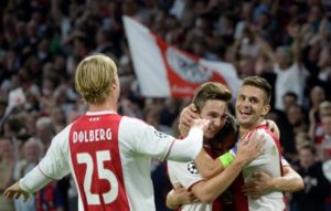Ajax's Dusan Tadic has criticised PSV Eindhoven's playing style, saying it simply does not compare with his own side.