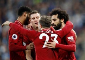 Mohamed Salah scored the only goal as a lethargic Liverpool side scrapped their way to a 1-0 win at Huddersfield.