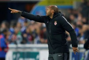 Thierry Henry says he is trying to stay positive despite losing his first game in charge of Monaco on Saturday.