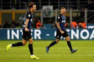 Mauro Icardi has no intention of leaving Inter Milan according to his wife and agent, Wanda Nara.