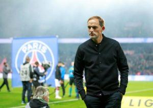 Paris Saint-Germain boss Thomas Tuchel admits captain Thiago Silva won't be available for Sunday's clash with Marseille.