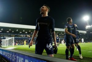 Derby defender Scott Malone believes they are capable of causing another upset in the Carabao Cup when they face Chelsea on Wednesday.