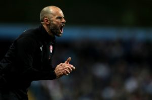 Rotherham boss Paul Warne says he enjoys everything about being a manager except the weekend games.