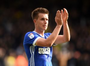 Jonas Knudsen doesn't expect to extend his stay with Ipswich and admits he could be a target for other Championship clubs in January.