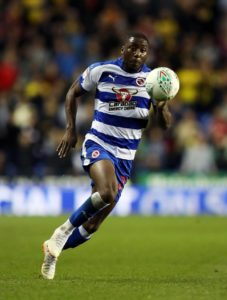 Reading are hopeful forward Yakou Meite can return from an ankle injury for Saturday's clash with Sky Bet Championship bottom club Ipswich.