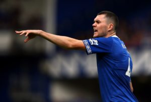 Michael Keane has lifted the lid on his tough times at Everton and says there were occasions when he could not leave the house.