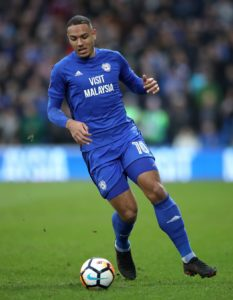 Cardiff striker Kenneth Zohore could be set for a switch to Fenerbahce in January as reports claim the Turkish side have made a move.