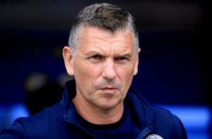 John Askey has left his position as Shrewsbury manager after five months in charge.