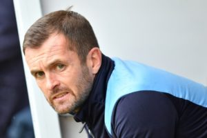 Nathan Jones admitted Luton rode their luck in holding out for a goalless draw at Rochdale.