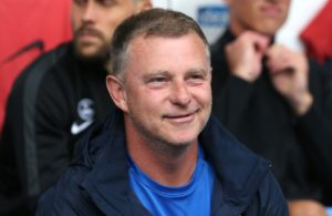 Coventry manager Mark Robins believes he can see progress in his side after Michael Doyle rescued a late point for the Sky Blues against Accrington.