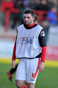 Alex Kenyon could be pushing for a return to the Morecambe starting line-up when the Shrimps host Yeovil on Saturday.