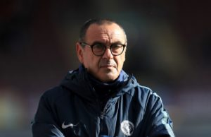 Maurizio Sarri believes Chelsea aren't creating enough chances after Everton held his side to a goalless draw at Stamford Bridge.