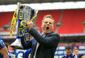 Neal Ardley has spoken of his pride in his achievements during his six years as AFC Wimbledon manager.