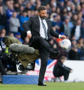 Aberdeen manager Derek McInnes hopes his players will vindicate the prediction of Sir Alex Ferguson when they face Celtic in the Betfred Cup final.