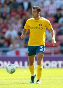 Charlton defender Lewis Page has signed a new two-year contract with the club.
