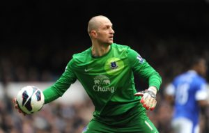 Hamilton have announced the signing of former World Cup goalkeeper Jan Mucha on a short-term deal.