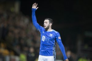 St Johnstone have been dealt a major blow after it was confirmed winger Drey Wright will miss the rest of the season with a serious knee injury.