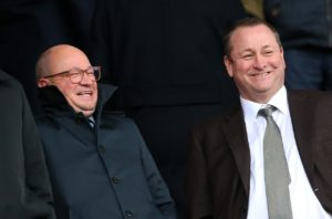 Newcastle remains up for sale despite reports that owner Mike Ashley could be ready to offload the club to an American consortium.