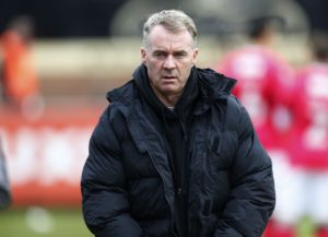 Carlisle boss John Sheridan was happy to accept a 'lucky goal' as the Cumbrians reached the FA Cup second round following a 1-0 win at Crewe.