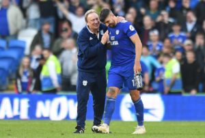 Neil Warnock says Cardiff need to strengthen in January if they are to avoid the drop and says the club are working on deals.