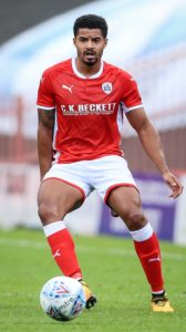 Four second-half goals gave Barnsley a 4-0 victory at home to Notts County in the FA Cup first round.