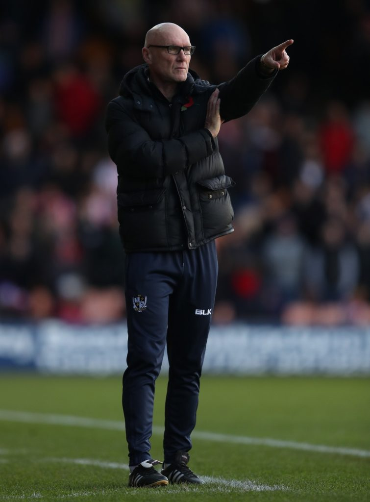 Neil Aspin impressed with Port Vale's response | ClubCall com