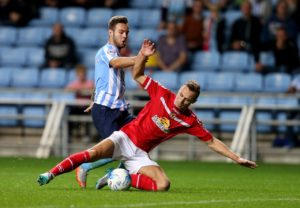 Crewe captain George Ray could face a late fitness test ahead of his side's League One game against Cambridge.