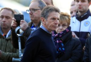 Claude Puel wants Leicester to try and return to 'normailty' as they look to continue late chairman Vichai Srivaddhanaprabha's work.