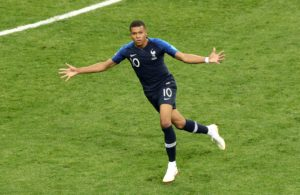 Paris Saint Germain's Kylian Mbappe has been linked with a move to Italian giants Juventus to join up with Cristiano Ronaldo.