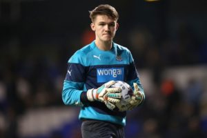 Newcastle United goalkeepers Freddie Woodman and Rob Elliot are both facing uncertain futures with one set to leave on loan in January.