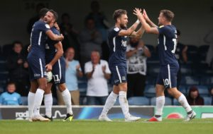 Southend booked an FA Cup second-round tie at home to League One rivals Barnsley following a 6-2 extra-time win at Crawley Town.