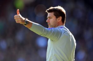 Mauricio Pochettino praised the strength in depth in his Tottenham squad after seeing a much-changed side triumph at the weekend.