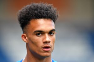 Wigan's Antonee Robinson is out of the United States' friendly with England with an ankle injury and could be sidelined for four weeks.