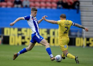 Scunthorpe will be without Ryan Colclough for the rest of the season after the winger ruptured a cruciate ligament.
