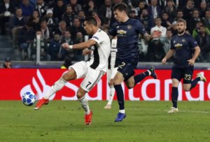Juventus boss Massimiliano Allegri was disappointed to lose 2-1 against Manchester United but is refusing to panic.