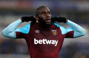 The agent of West Ham left-back Arthur Masuaku says there are multiple clubs interested in his client - but he is happy at West Ham.