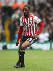 Brentford will have Romaine Sawyers back from a one-match suspension for the Sky Bet Championship match against Sheffield United at Griffin Park.