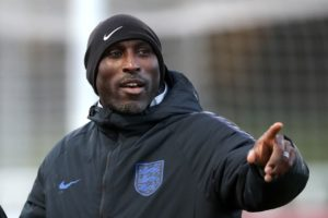 Sol Campbell has taken his first job in management with League Two's bottom side Macclesfield.