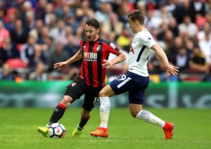 Bournemouth have confirmed that Adam Smith's knee injury will keep him sidelined for up to three months.