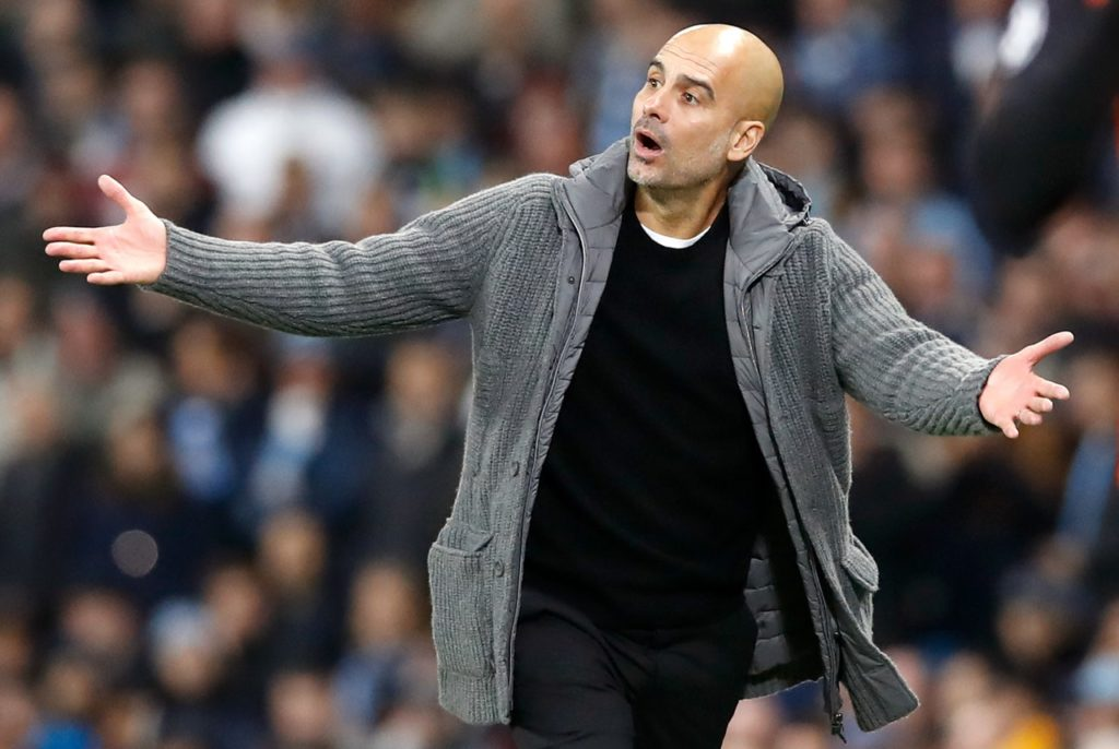 Pep Guardiola accepts some observers will consider this season a failure if Manchester City don't win the Champions League.