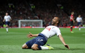 Tottenham midfielder Lucas Moura is loving life at the club this season after becoming a regular in the first team.