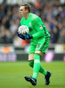 David Stockdale will make his debut for Wycombe in their League One clash with Shrewsbury.