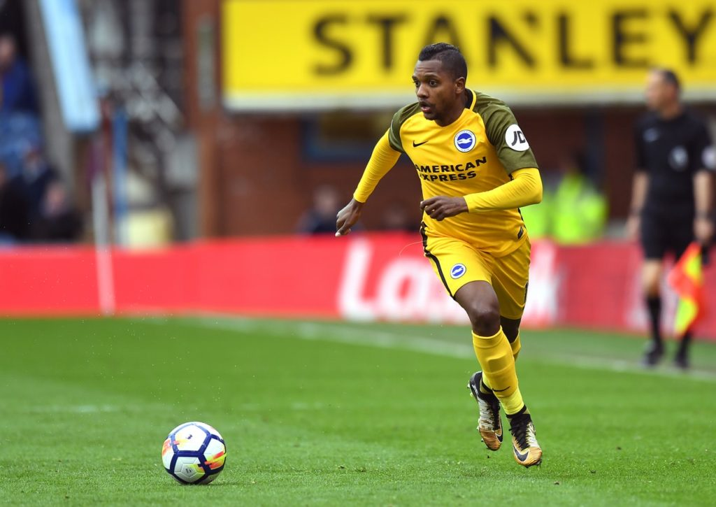 Jose Izquierdo says the Brighton dressing room is benefitting from the family feel generated around the club.