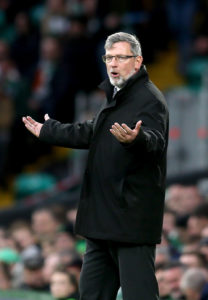 Craig Levein has challenged his Hearts players to take more responsibility in front of goal after their fifth game without scoring.