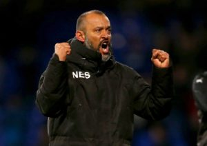 Wolves boss Nuno Espirito Santo is unlikely to make wholesale changes for Saturday evening's visit of Tottenham.