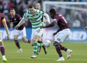 Brendan Rodgers praised Callum McGregor after the versatile Celticman turned in another influential performance in the 5-0 win over Hearts at Parkhead.